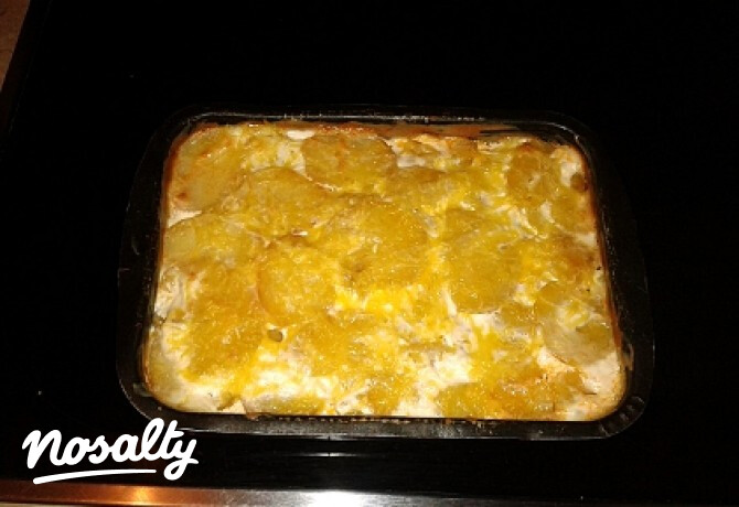Rakott krumpli Sünike konyhájából - Nosalty