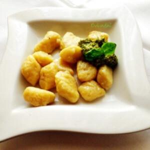 Gnocchi Évi néni konyhájából