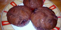 Feketeerdő muffin Ágnes konyhájából