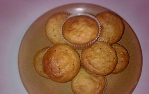Almás muffin egyszerűen