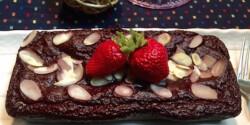 Fitt csokis brownie fogyózóknak