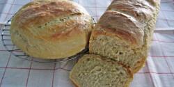 Burgonyás kenyér ahogy Iluska készíti