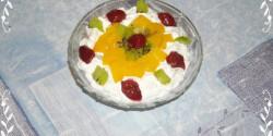 Gyümölcsös-tejszínes tejberizs