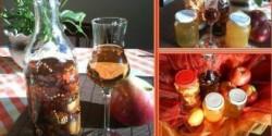 Ágyas pálinka 2. - aszalt gyümölcsös