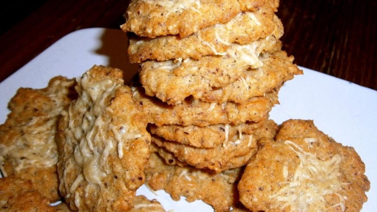 Pikáns ropogós keksz