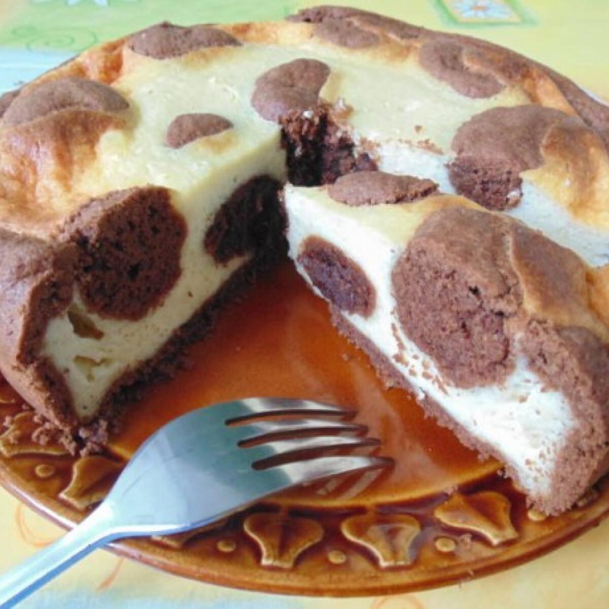 Zsiráf torta