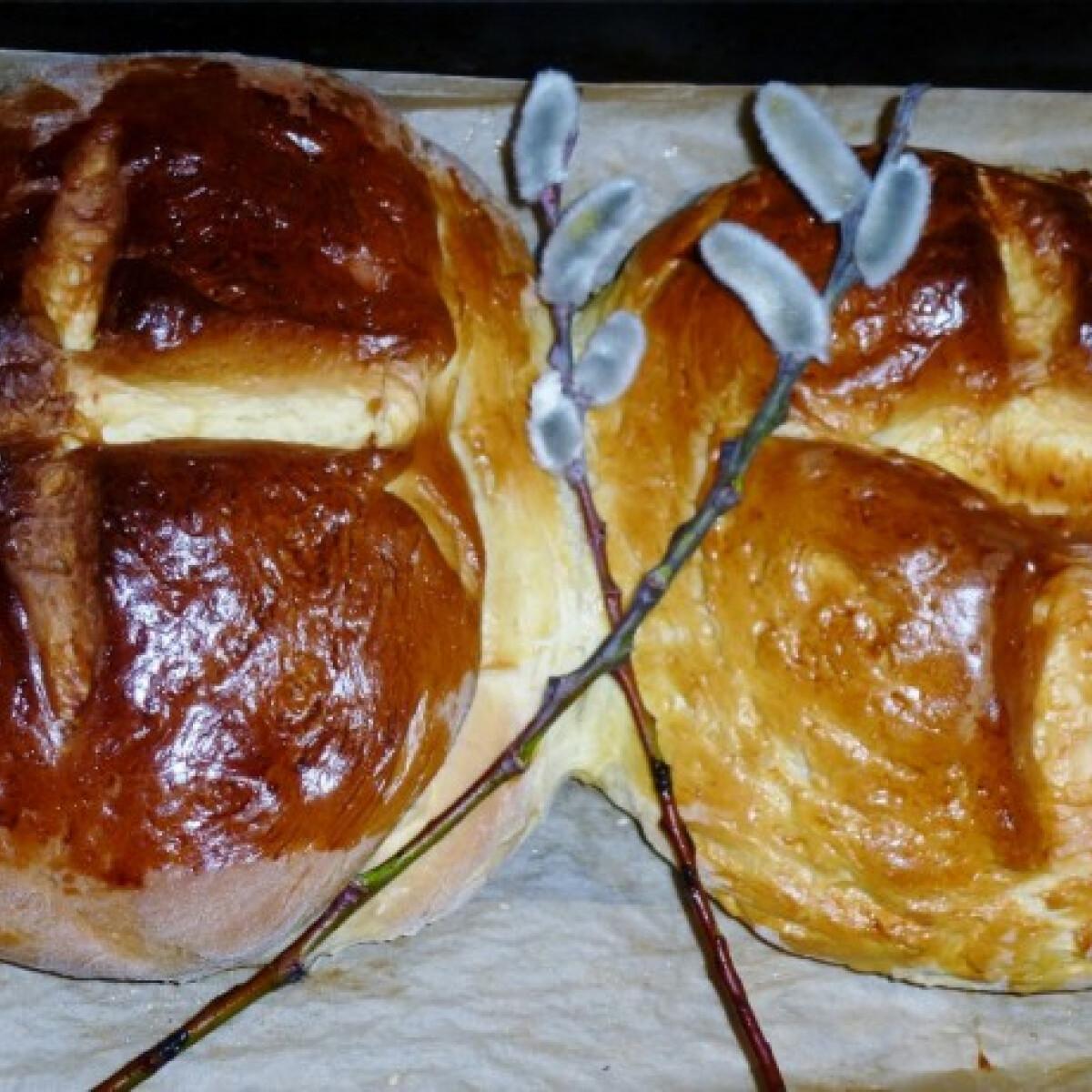 Húsvéti kalács Márti konyhájából