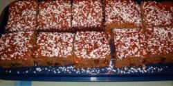 Barna sütemény