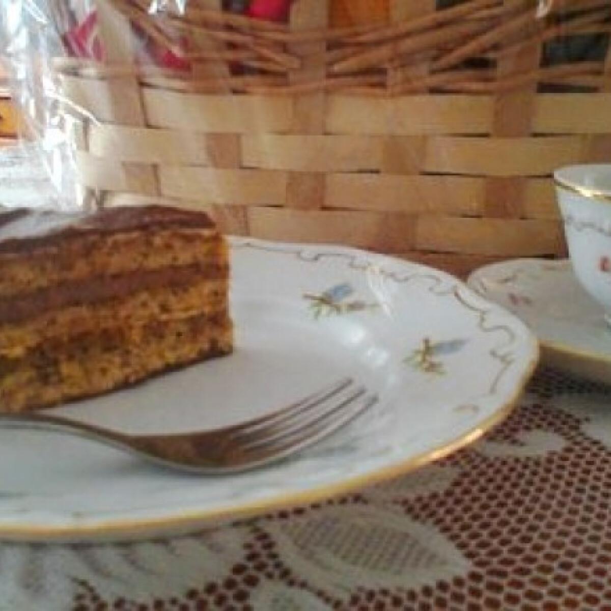 Ezen a képen: Opera torta