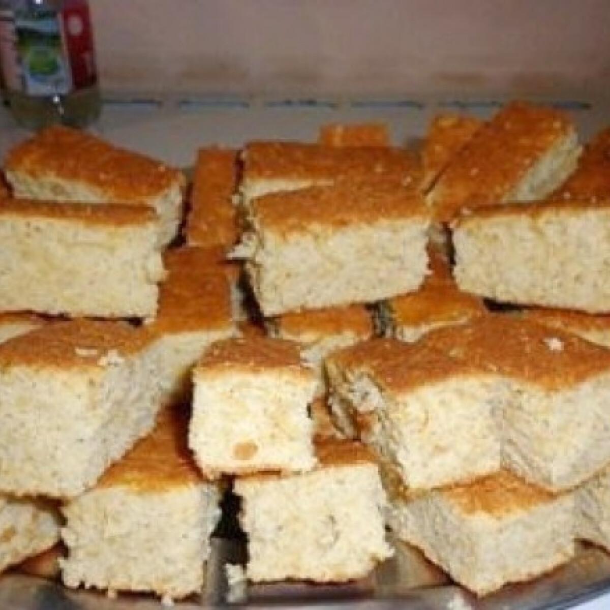 Gyors almás süti réteslisztből