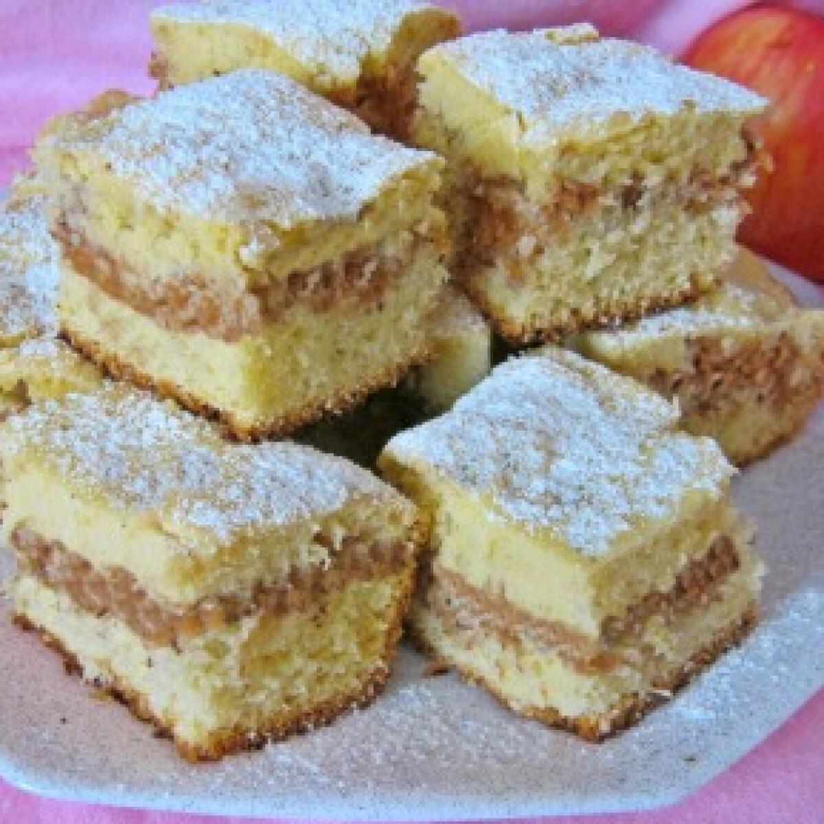 Almás pite Iluska konyhájából