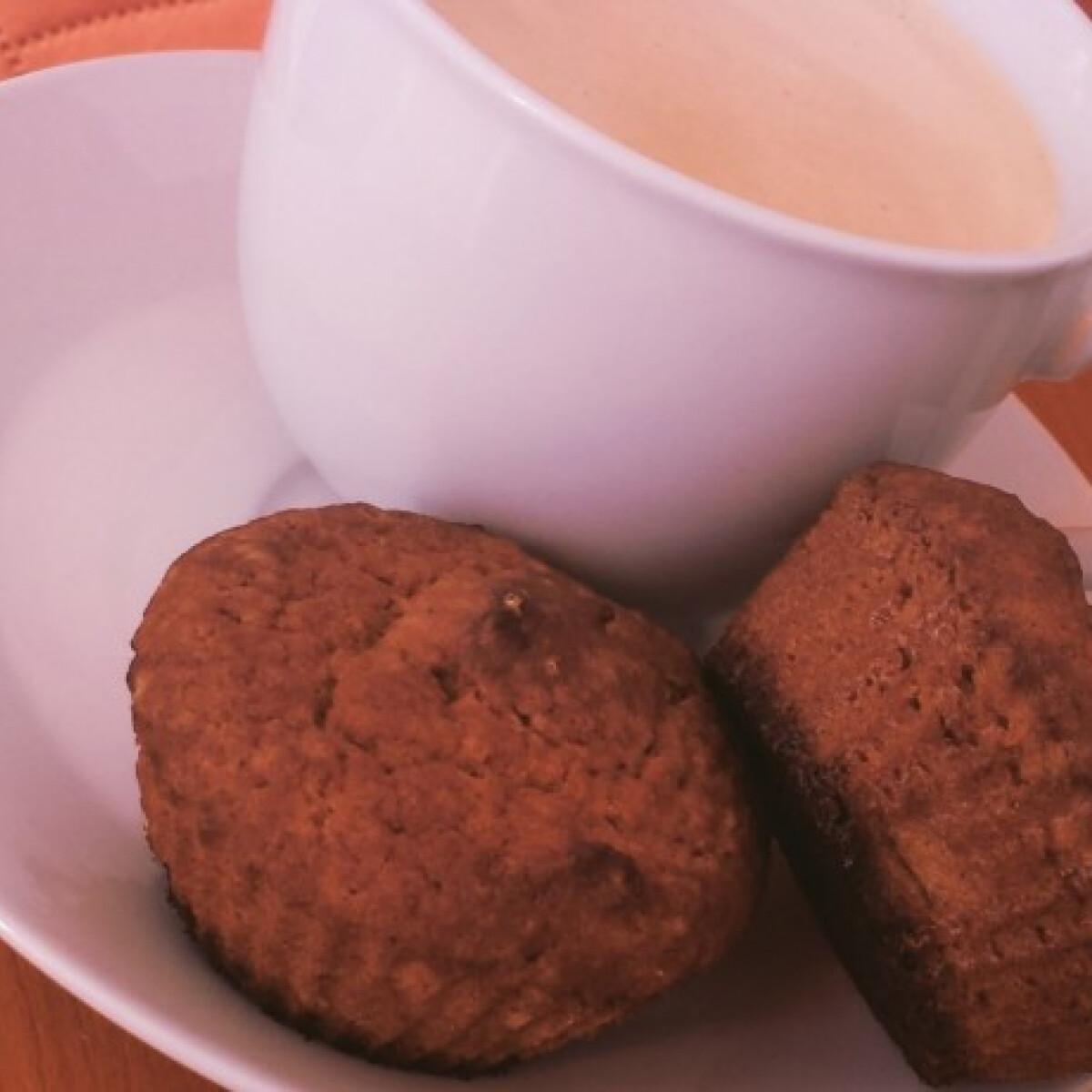 Ezen a képen: Sütőtökös muffin Katka konyhájából