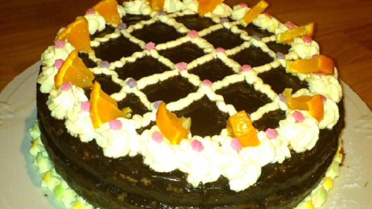 Csokitorta vicácska konyhájából