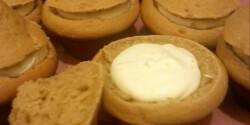 Kávés-mascarponés muffin