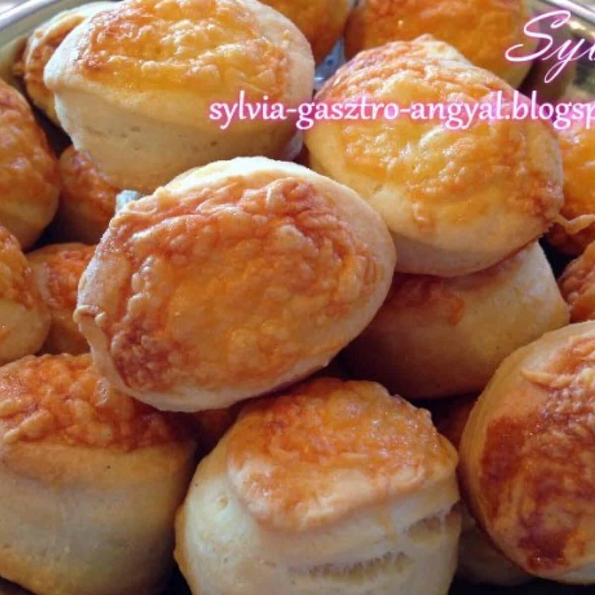 Nagymama pogácsája Sylvia Gasztro Angyal konyhájából