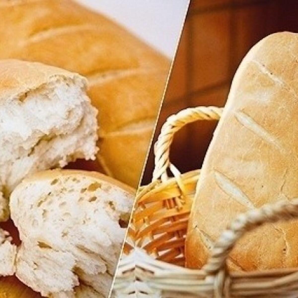 Ezen a képen: Francia kenyér