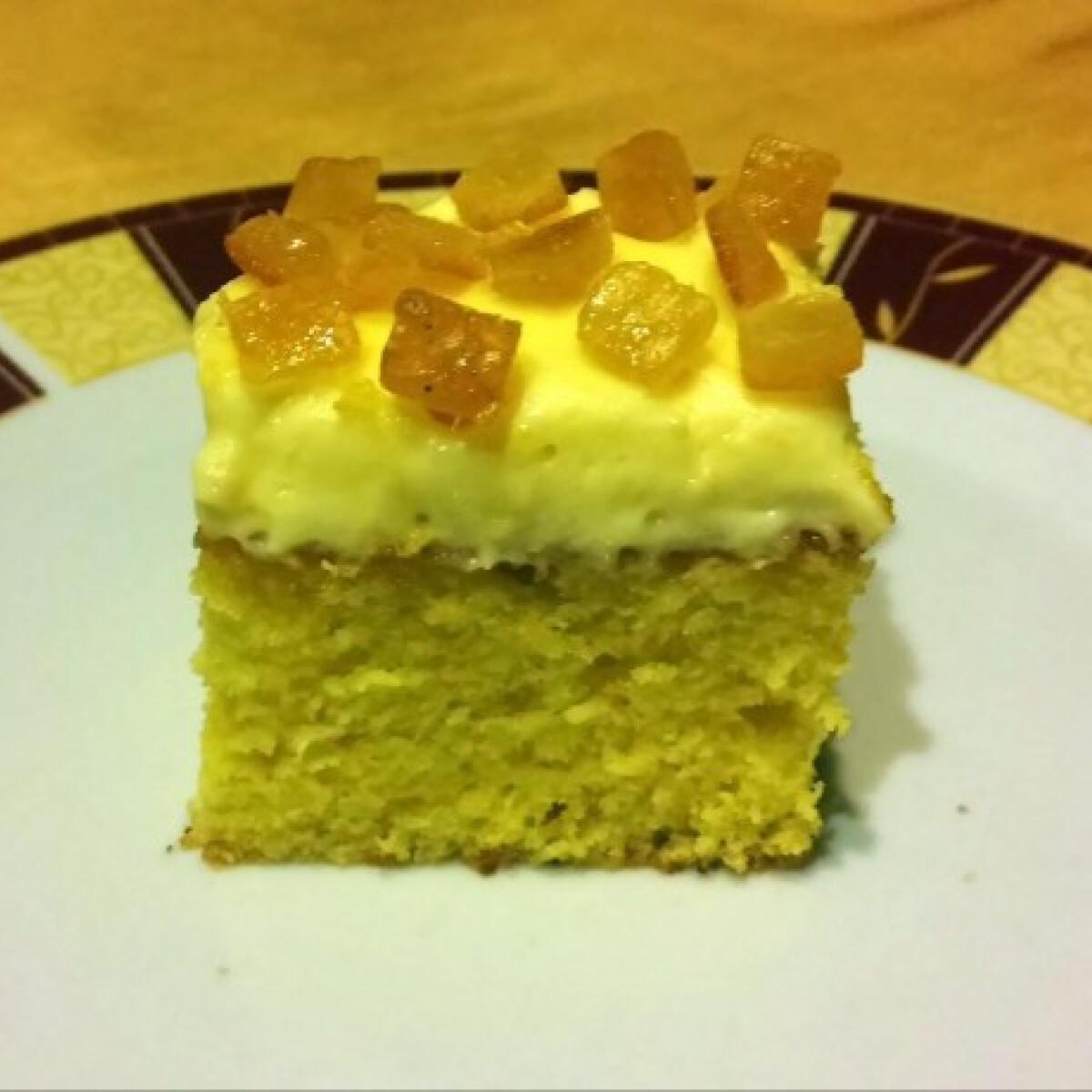 Ezen a képen: Narancsos süti ahogy palmelinda készíti