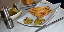 Csirkés lasagne házi sajtkrémmel