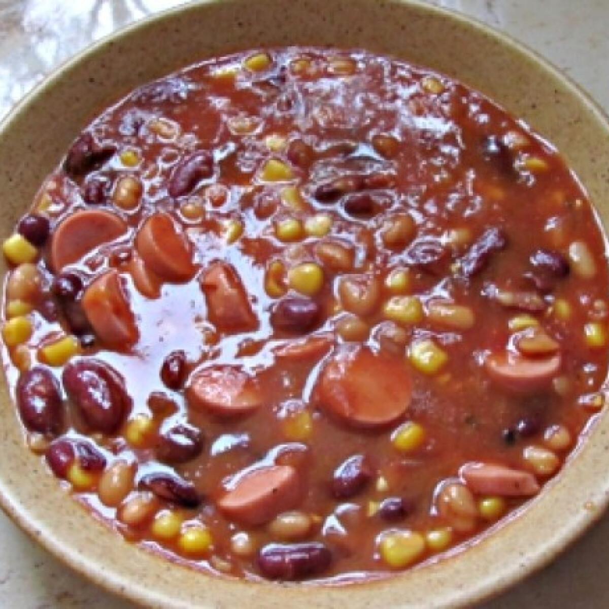 Hamis chilis bab ahogy aantee készíti