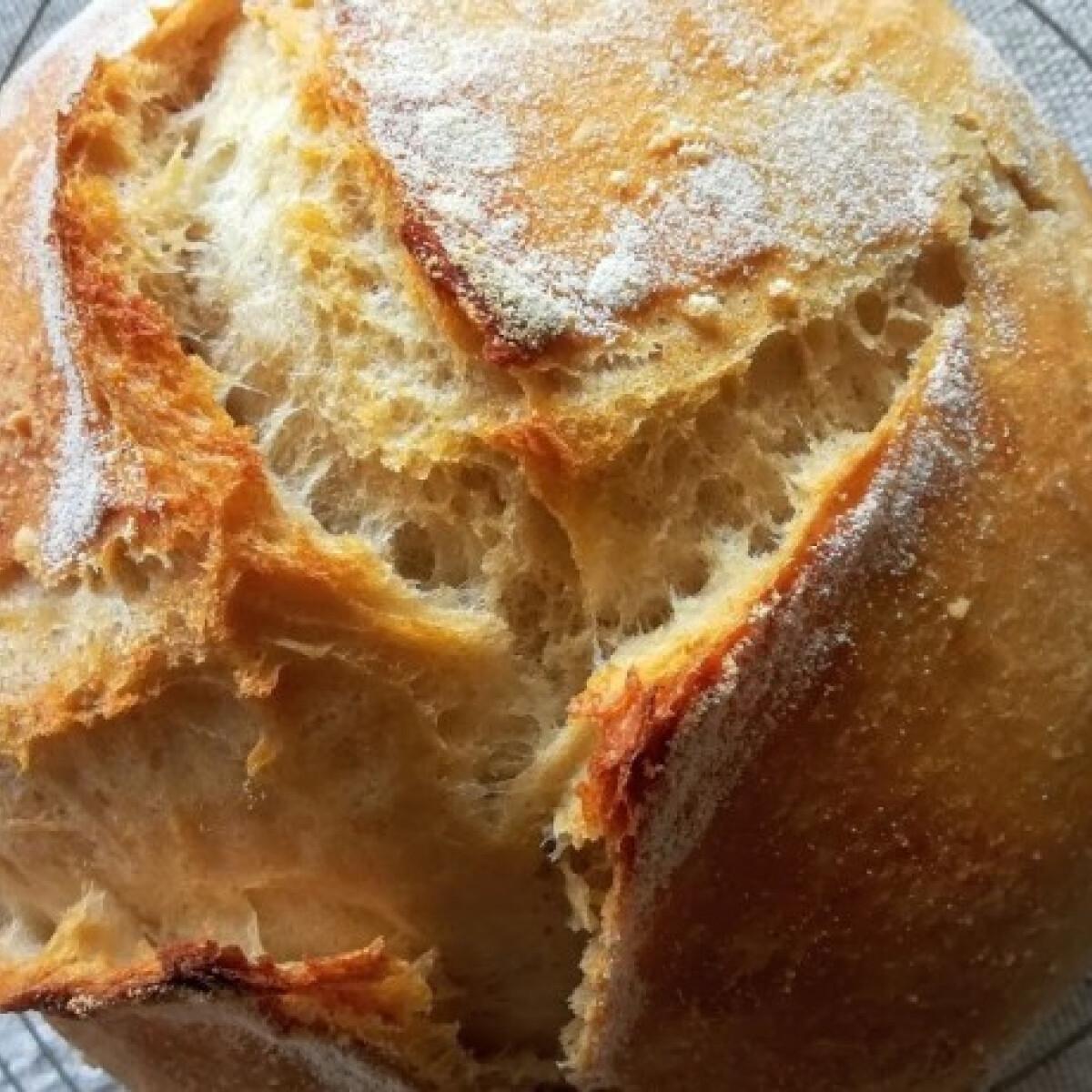 Ezen a képen: Amerikai kenyér