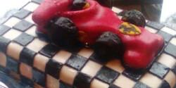 Ferraris málnás-raffaellós torta