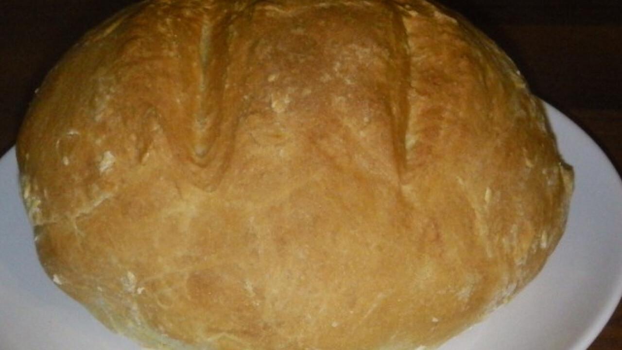 Házi kenyér Belvedere konyhájából