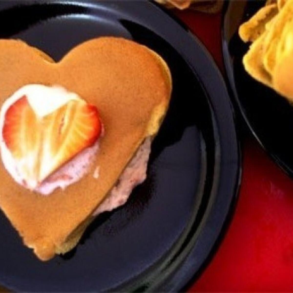 Ezen a képen: Dorayaki - japán palacsinta