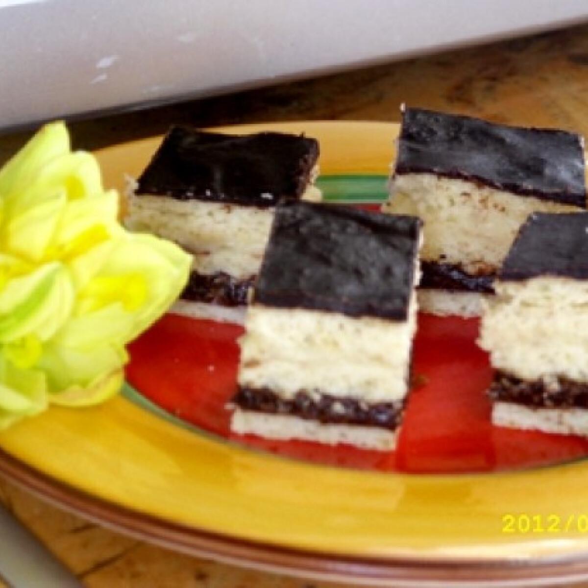 Ezen a képen: Kedvenc szelet Jucci konyhájából