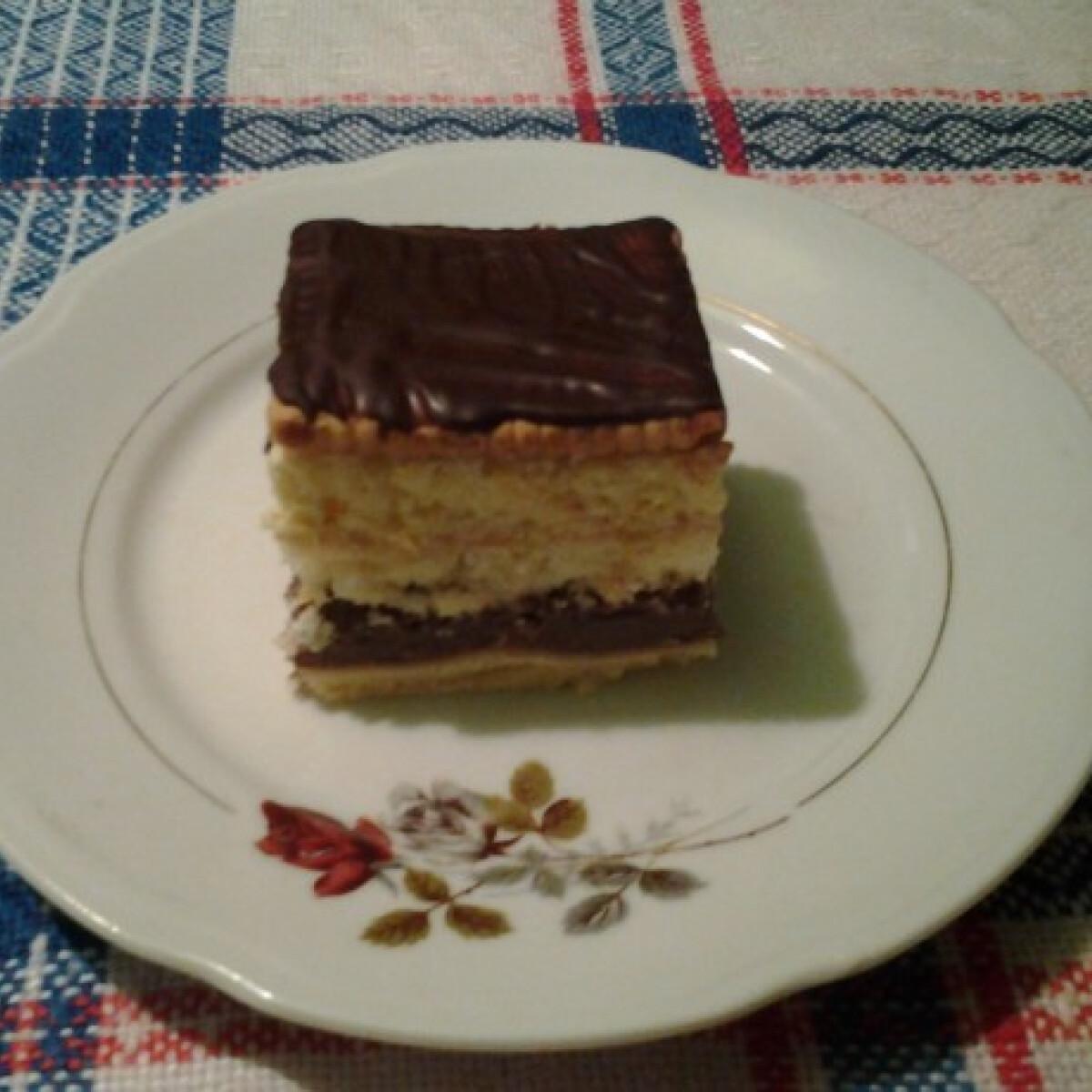 Ezen a képen: Csokis kockák