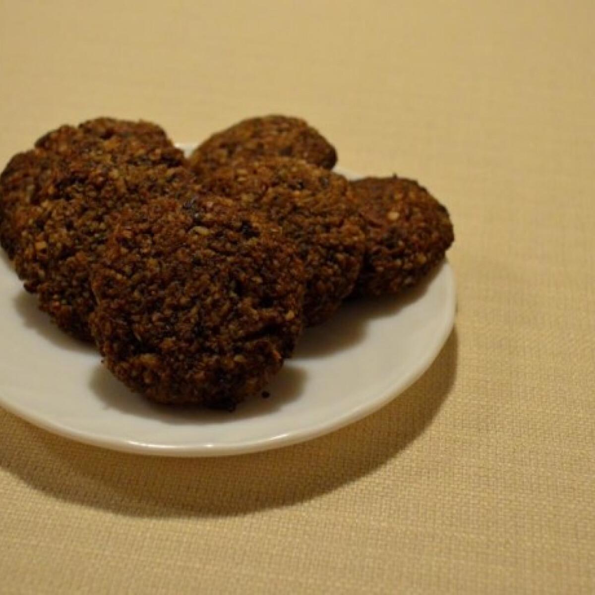 Csokis-banános keksz Landyland konyhájából
