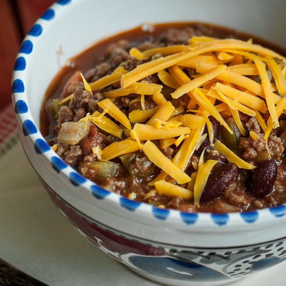 A Wendy's chili