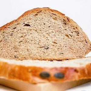 Tökmagos-rozsos kenyér