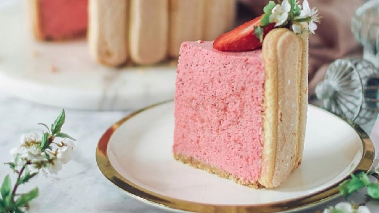 Eperhabos torta 5 hozzávalóból, sütés nélkül