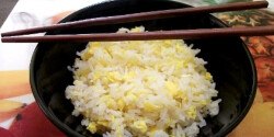 Kínai tojásos rizs