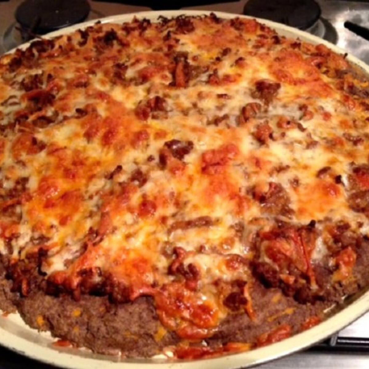 Ezen a képen: Paleo pizza paleostrawberry konyhájából