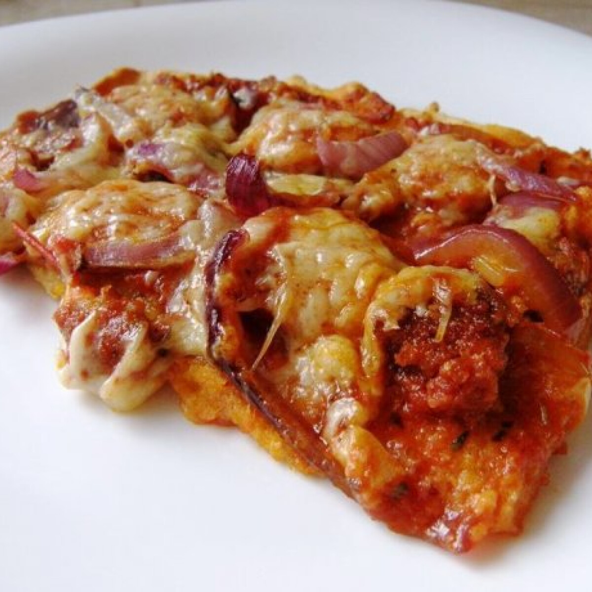 Paleo pizza Timce konyhájából