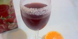 Alkoholos gyümölcskoktél
