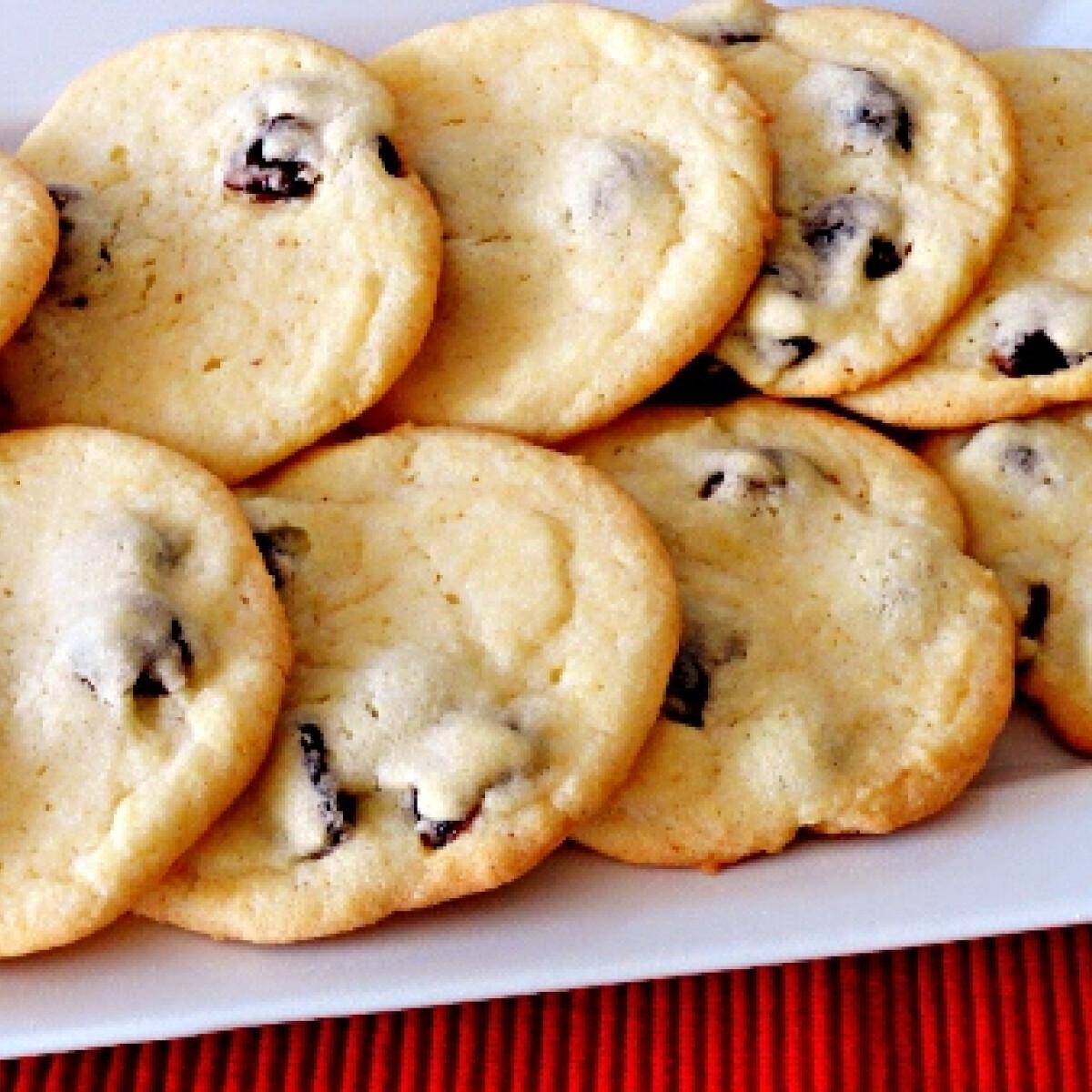 Ezen a képen: Cranberrys cookie