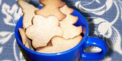 """""""Ó mama"""" karácsonyi mézes keksze"""
