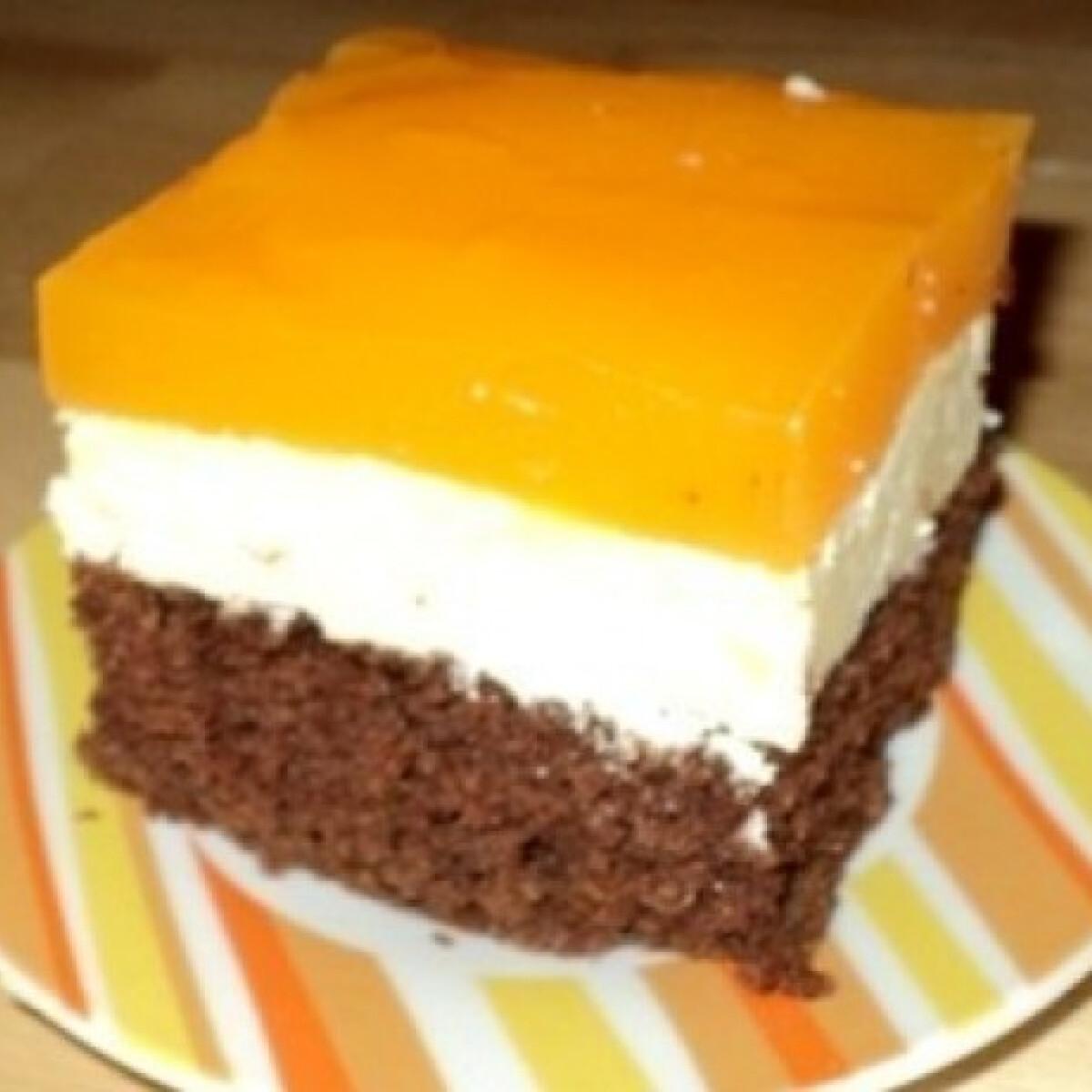 Ezen a képen: Orange szelet