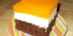 Orange szelet