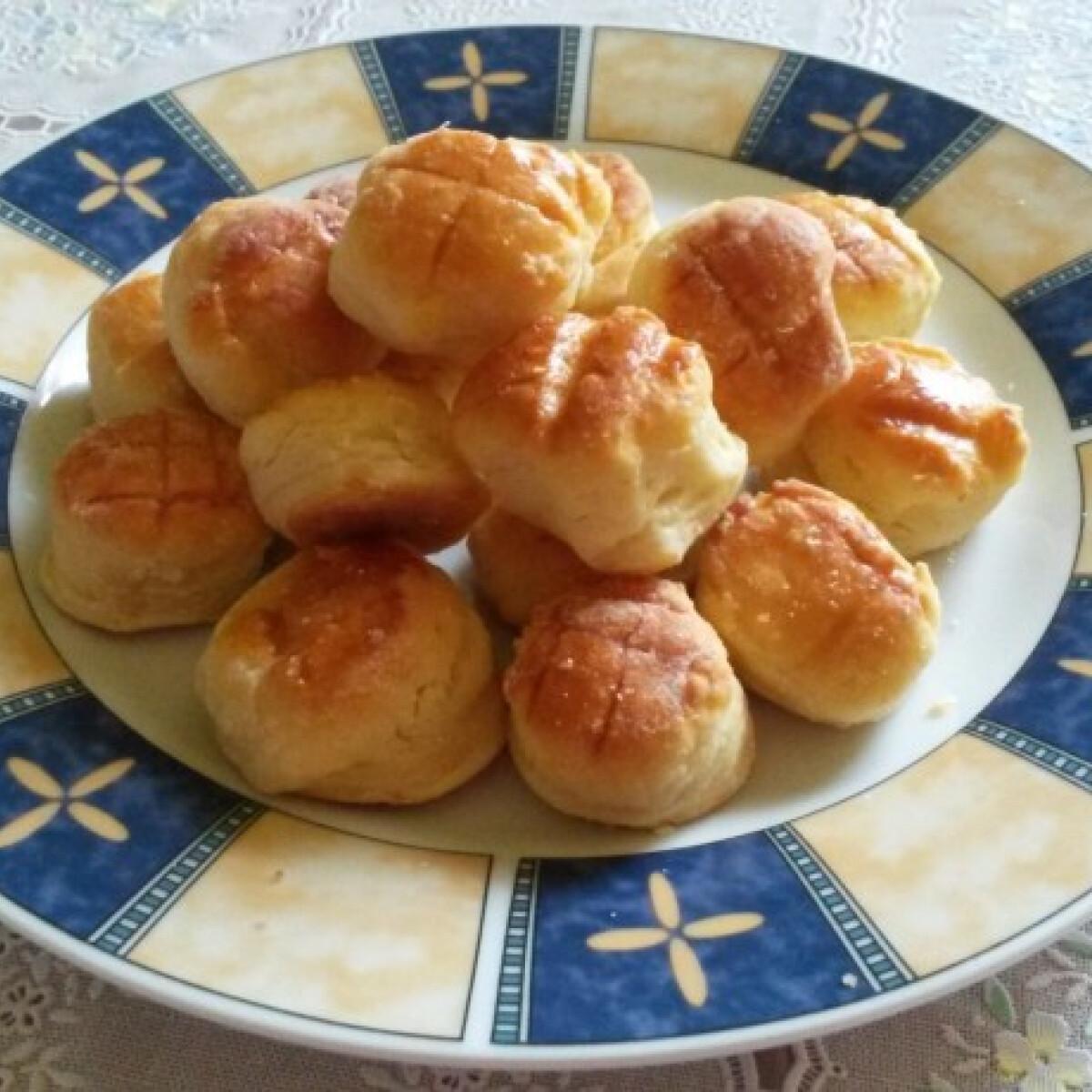 Vajas pogácsa kisanci konyhájából