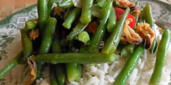 Zöldbabsaláta vajas rizzsel