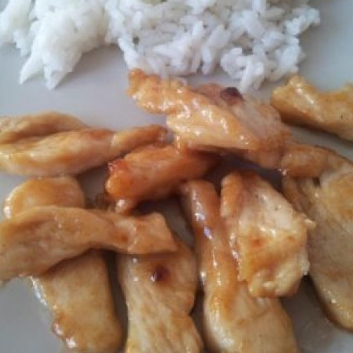 Mézes-mustáros csirke b-ors konyhájából