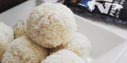 Cukormentes fehérjedús fitt raffaello