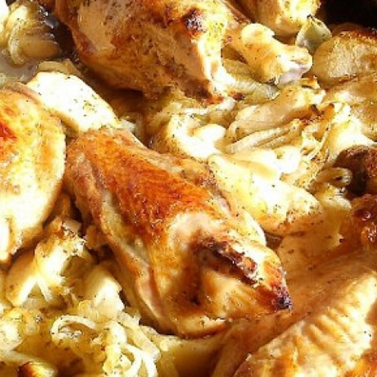 Ezen a képen: Normann csirke