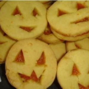 Tökfejes sütemény Halloweenre