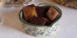 Narancsos-diós-csokis bonbon
