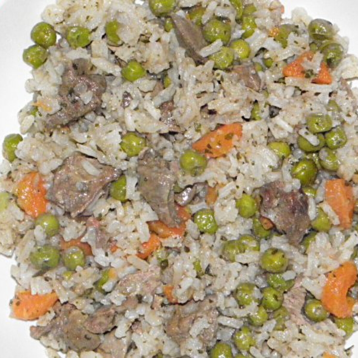 Zöldséges-rizses csirkemáj Ligeti Károlytól