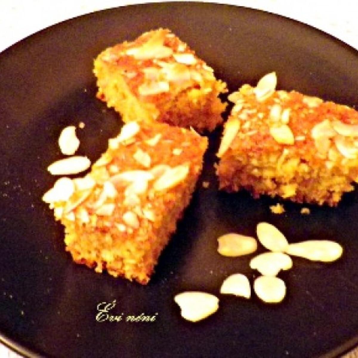 Kókuszos süti Évi nénitől